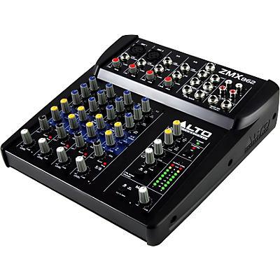 Alto Zephyr Series ZMX862 6-Channel Compact Mixer