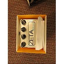 SolidGoldFX Zeta Deluxe Effect Pedal