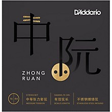 D'Addario Zhongruan Strings, Medium Tension, 16-44