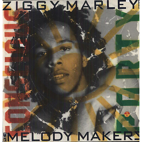 Alliance Ziggy Marley - Conscious Party
