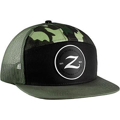 Zildjian Zildjian Camo 7 Panel Trucker Hat