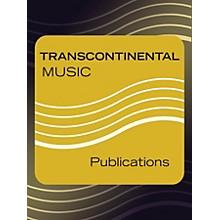 Transcontinental Music Zog, Maran (My Brother Marrano) TTBB Arranged by Eleanor Epstein