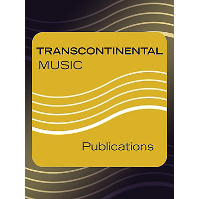 Transcontinental Music Zog, Maran (My Brother Marrano) TTBB Arranged by Eleanor Epstein