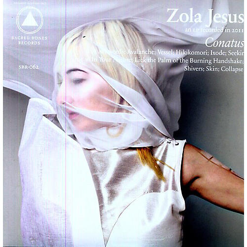 Alliance Zola Jesus - Conatus