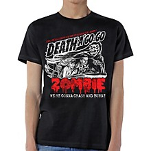 Rob Zombie Zombie Crash T-Shirt