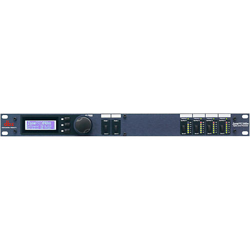 dbx ZonePRO 640 Speaker Processor