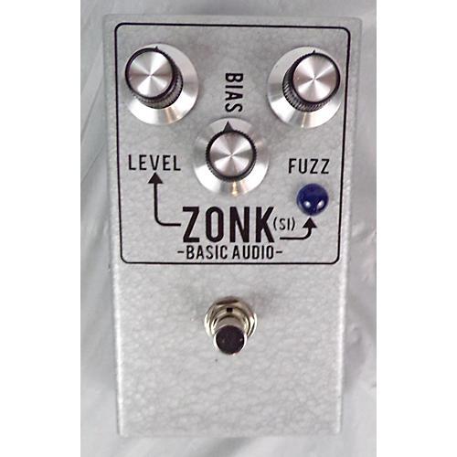 Zonk Effect Pedal