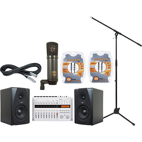 M-Audio Zoom R16 M-Audio CX5 Recording Package