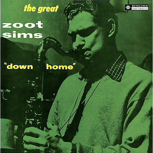 Alliance Zoot Sims - Down Home