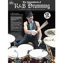 Alfred Zoro Commandments of R'n'B Drumming Book/CD