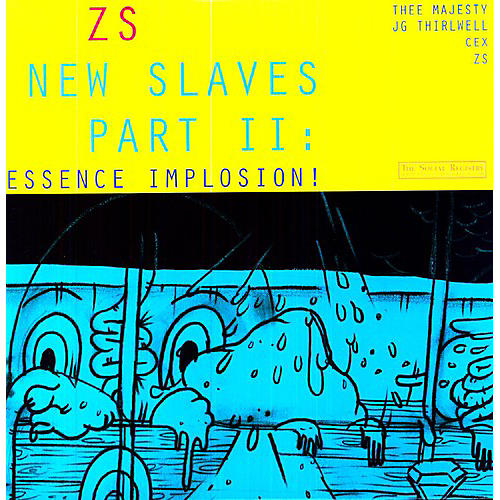 Alliance Zs - New Slaves II: Essence Implosion