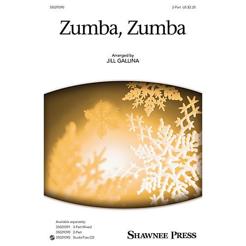 Shawnee Press Zumba, Zumba 2-Part arranged by Jill Gallina