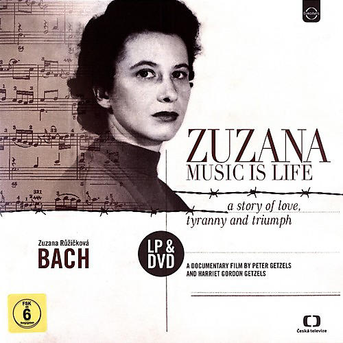 Alliance Zuzana Ruzickova - Zuzana: Music Is Life - Story Of Love Tyranny