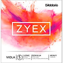Zyex Series Viola C String 16+ Long Scale Heavy