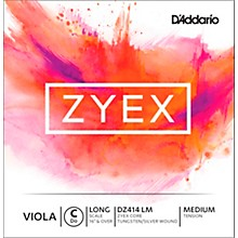 Zyex Series Viola C String 16+ Long Scale Medium