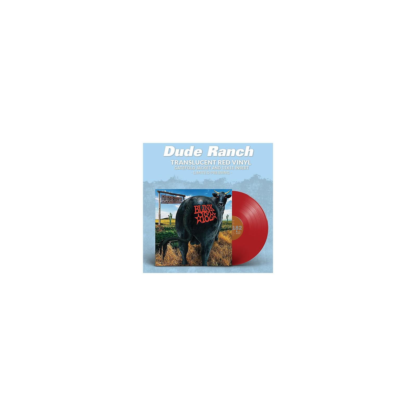 Alliance blink-182 - Dude Ranch