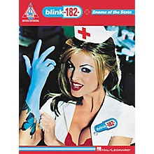 Hal Leonard blink-182 Enema of the State Guitar Tab Book