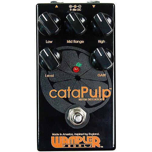 wampler catapulp british distortion guitar pedal musician 39 s friend. Black Bedroom Furniture Sets. Home Design Ideas