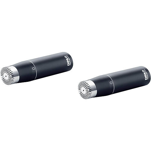 DPA Microphones d:dictate ST4006C Stereo Pair with 4006C Compact Omnis