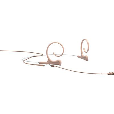 DPA Microphones d:fine CORE 4266 Omnidirectional Flex Headset Microphone-110mm Boom, MicroDot Connector, Beige