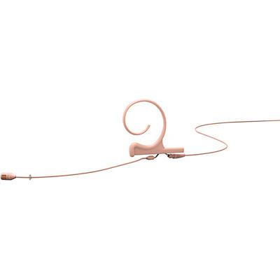 DPA Microphones d:fine Cardioid 88 capsule, headset mic, Single ear, 100mm boom, Microdot connector, Beige