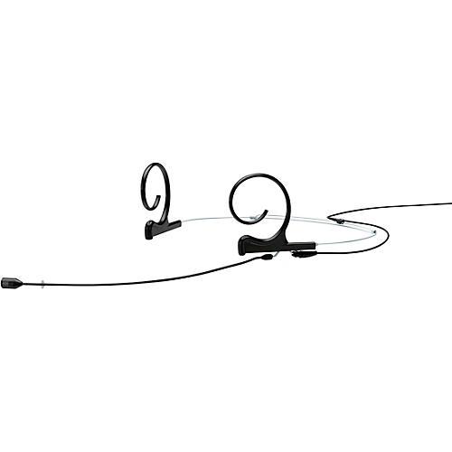 DPA Microphones d:fine FID88 Directional Headset Microphone—Single Ear, 120mm Boom, Black