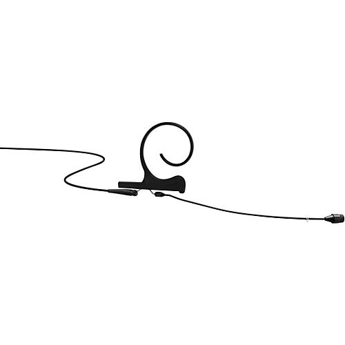 DPA Microphones d:fine Omni 66 capsule , headset mic, Single ear, 90mm boom, Microdot, Black