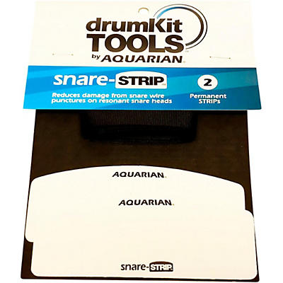 Aquarian drumKit snareSTRIP Snare Head Repair