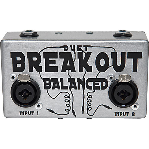 TSoundPro duet BREAKOUT Balanced Adapter