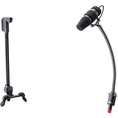 DPA Microphones d:vote CORE 4099 Mic, Loud SPL with Clip for Guitar