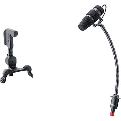 DPA Microphones d:vote CORE 4099 Mic, Loud SPL with Clip for Violin