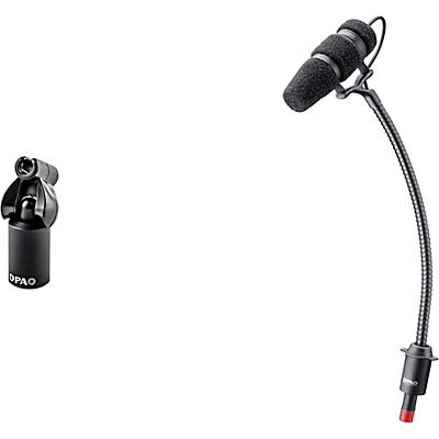 DPA Microphones d:vote CORE 4099 Mic, Loud SPL with Stand Mount