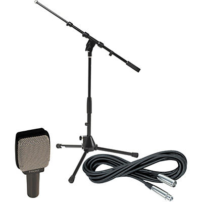 Sennheiser e 609 Dynamic Guitar Mic with Stand and Cable