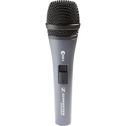 Sennheiser - Save $20 on e835 Series Sennheiser Vocal Mics