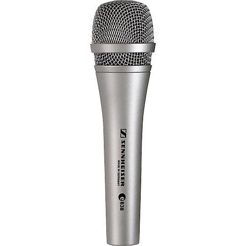 Sennheiser e 838 Dynamic Microphone