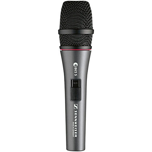 Sennheiser e 865S Condenser Vocal Microphone with Switch
