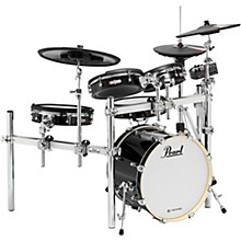 Pearl e/MERGE e/HYBRID Electronic Drum Set Powered by KORG