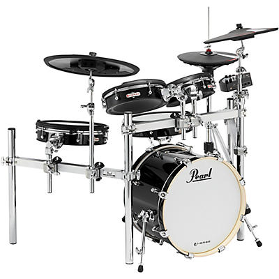 Pearl e/MERGE e/HYBRID Electronic Drum Set Powered by KORG