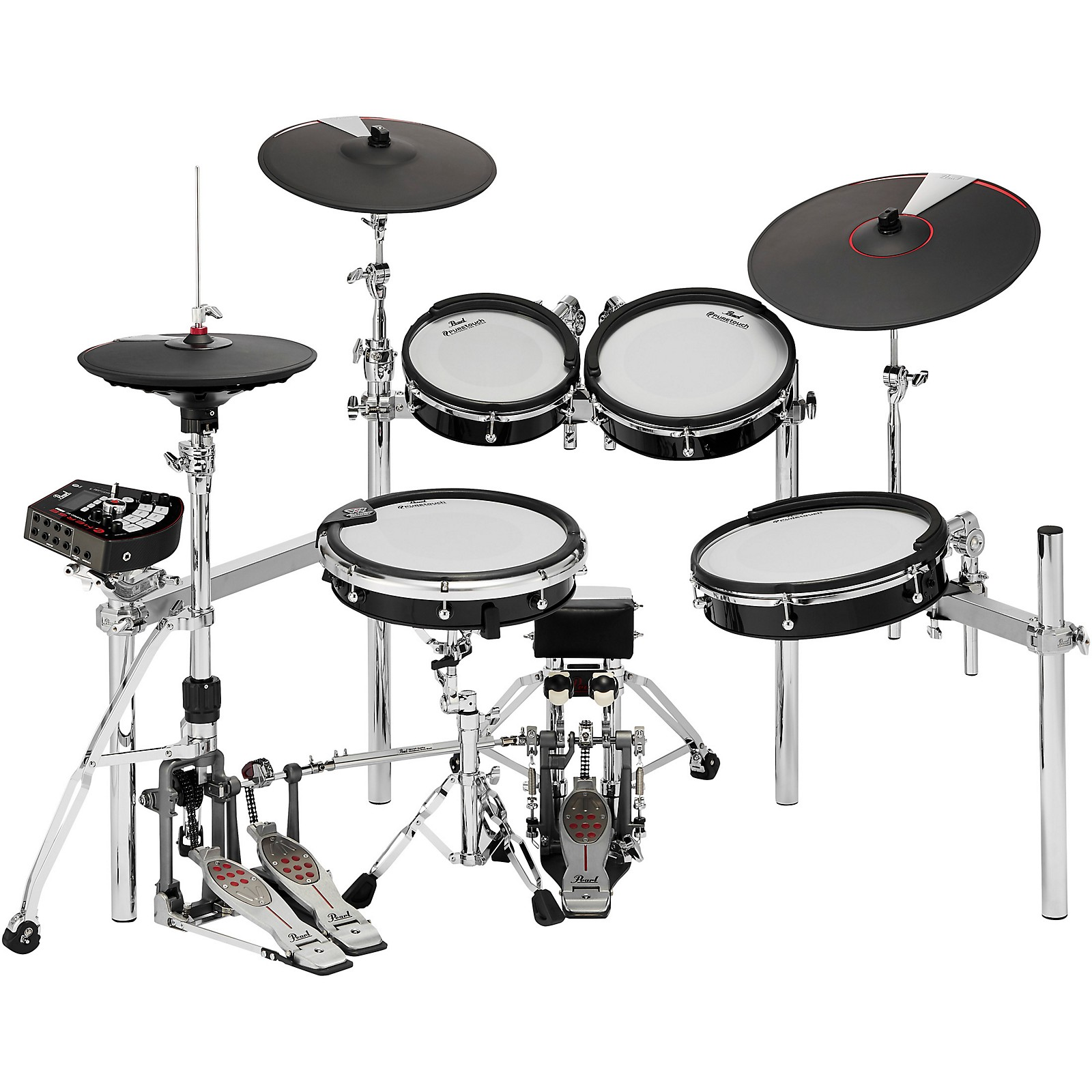 Pearl e/MERGE e/TRADITIONAL Electronic Drum Set Powered by KORG