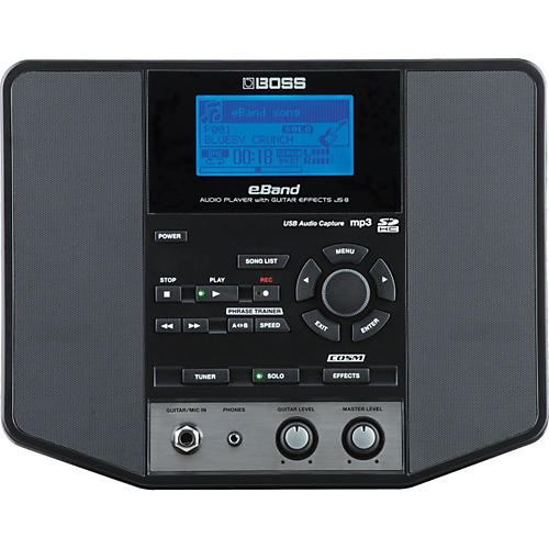 Roland eBand JS-8 Audio Player with Guitar Effects