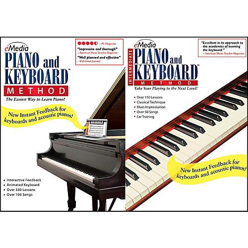 Emedia eMedia Piano & Keyboard Method Deluxe - Digital Download