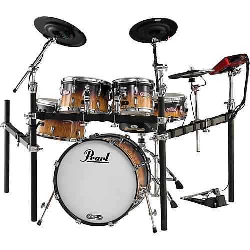 pearl epro live electronic acoustic drum shell pack artisan ii musician 39 s friend. Black Bedroom Furniture Sets. Home Design Ideas