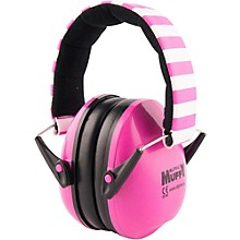 Alpine Hearing Protection (ea) Earmuffs for kids (Pink)