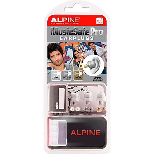 Alpine Hearing Protection (ea) Multi Attenuator Universal Earplug Kit (Silver)