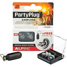 Alpine Hearing Protection (ea) Single-filter Universal Earplugs (Gray)