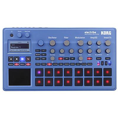 Korg electribe Music Production Station Blue Edition