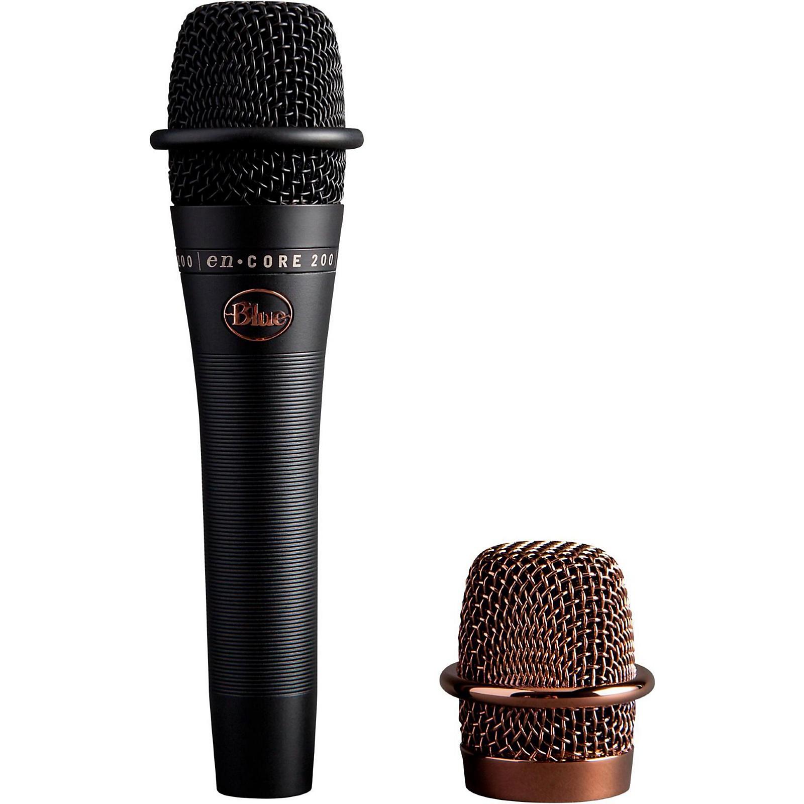 BLUE enCore 200 Studio Grade Phantom Powered Active Dynamic Microphone