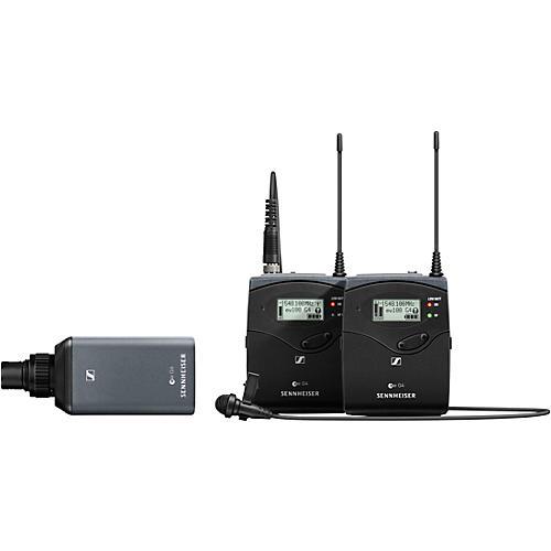 Sennheiser ew 100 ENG G4 Portable Wireless Combo Set Band A1