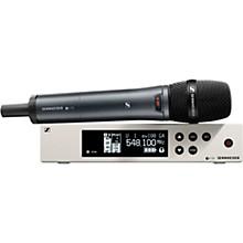 Sennheiser ew 100 G4 Handheld Wireless System with e 865 Capsule
