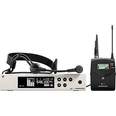 Sennheiser ew 100 G4 Headset Wireless System with ME3 Headset Mic